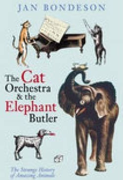 The Cat Orchestra and the Elephant Butler
