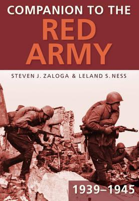 Companion to the Red Army 1939-45