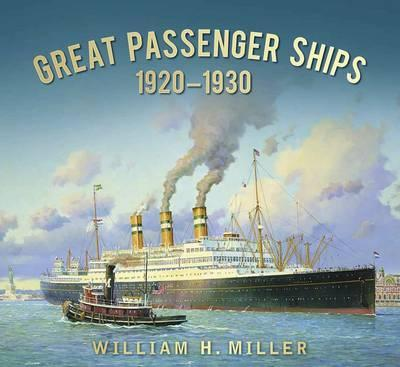 Great Passenger Ships 1920-1930