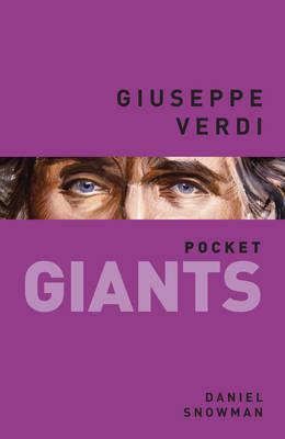 Giuseppe Verdi: pocket GIANTS