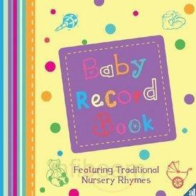 Baby Record Book (Yellow)