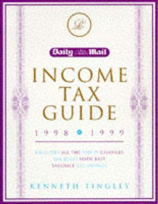 """The """" Daily Mail Income Tax Guide 98-99 1998-99: Tax Rules Made Easy"""
