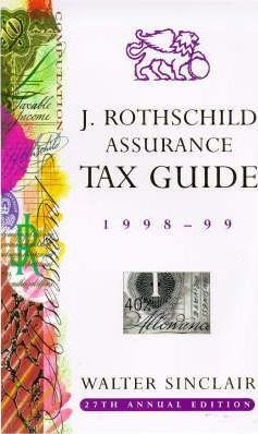 Rothschild Assurance Tax Guide 98-99 1998-99