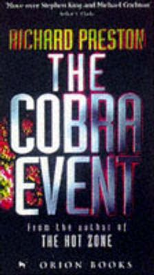 The Cobra Event Double-Sided Poster