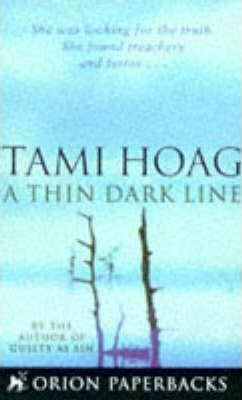 A Thin Dark Line New Title Poster
