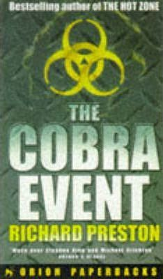 The Cobra Event Double Sided Poster