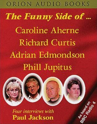 The Funny side of....: Interviews with Richard Curtis, Adrian Edmondson & Caroline Aherne No.1