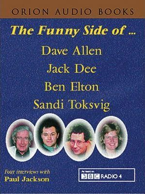 The Funny Side of....: Interviews with Jack Dee, Sandi Toksvig and Dave Allen No.3