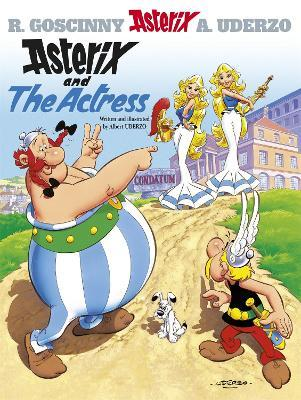 Asterix and the Actress