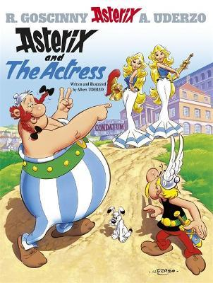 Asterix: Asterix and The Actress Cover Image