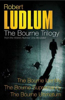 Three Great Novels - The Bourne Trilogy