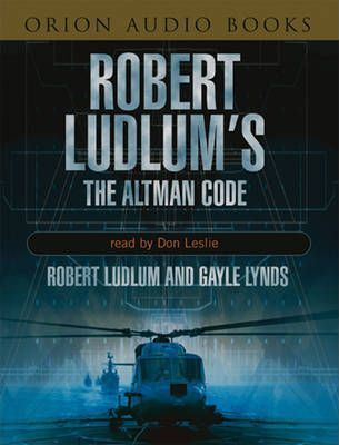 "Robert Ludlum's ""The Altman Code"""