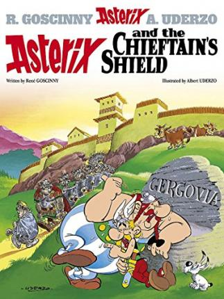 Asterix: Asterix and the Chieftain's Shield