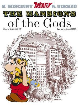 Asterix: The Mansions of The Gods : Album 17