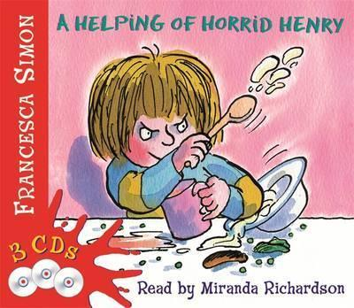 A Helping of Horrid Henry 3-in-1