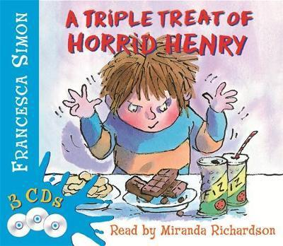 "A Triple Treat of Horrid Henry: ""Mummy's Curse"", ""Revenge"", ""Bogey Babysitter"""