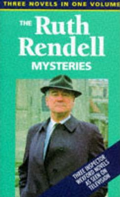 "Ruth Rendell Omnibus: ""The Best Man to Die"", ""An Unkindness of Ravens"" and ""The Vieled One"" v. 4"