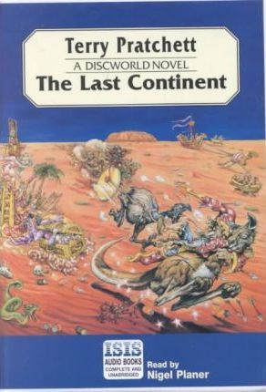 The Last Continent: Complete & Unabridged
