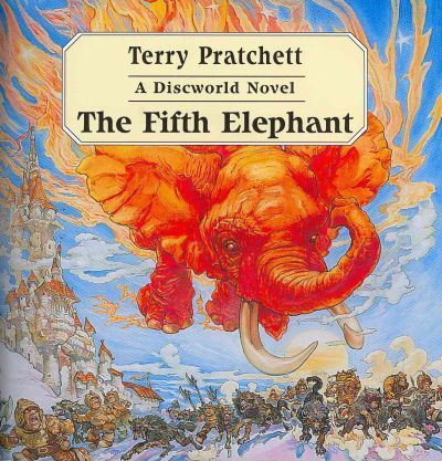 The Fifth Elephant: Complete & Unabridged