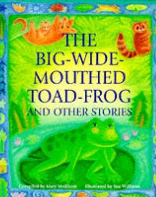 Big-wide-mouthed-toad-frog and Other Stories