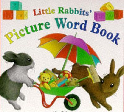 Little Rabbit's Picture Word Book