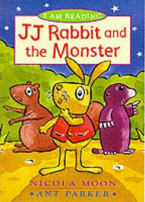 I Am Reading with CD: JJ Rabbit and the Monster