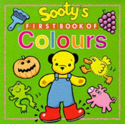 Sooty's First Book of Colours