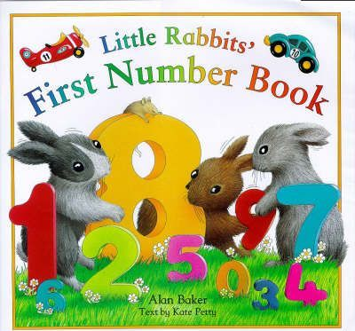Little Rabbit's First Number Book