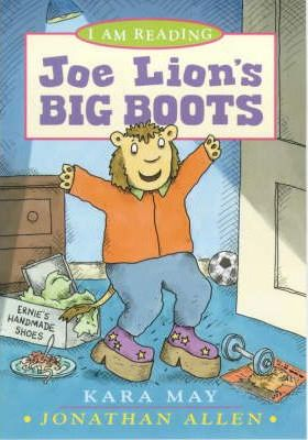 I Am Reading with CD: Joe Lion's Big Boots