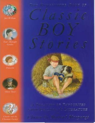 The Kingfisher Book of Classic Boy Stories