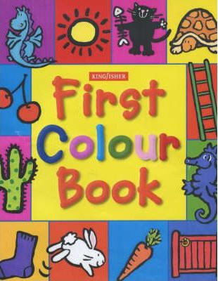 My First Colour Book