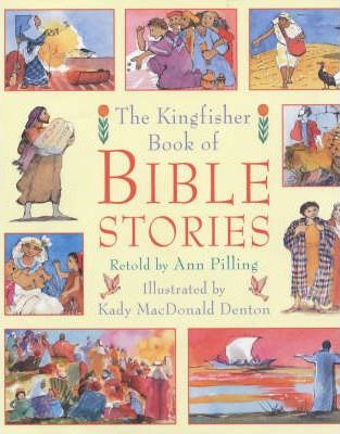 A Kingfisher Treasury of Bible Stories