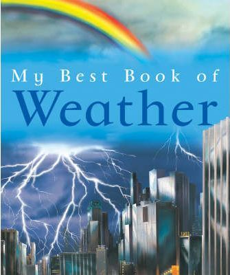 My Best Book of Weather Reduced