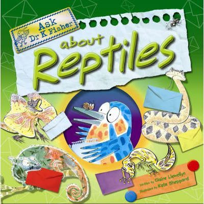 Ask Dr K Fisher About Reptiles
