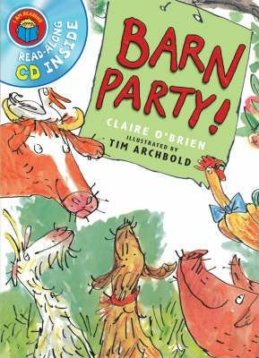 I Am Reading with CD: Barn Party