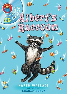 I am Reading with CD: Albert's Raccoon
