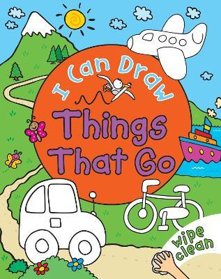 I Can Draw: Things That Go