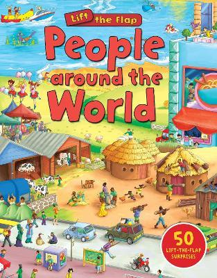 People Around the World (Lift the Flap)