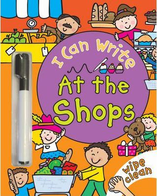 I Can Write: At the Shops