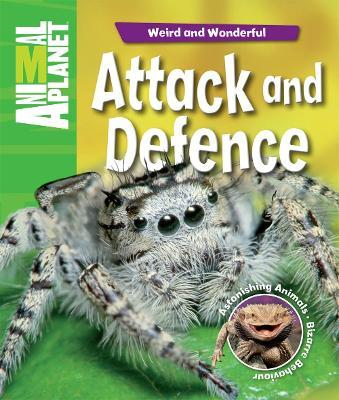 Animal Planet Weird and Wonderful: Attack and Defence