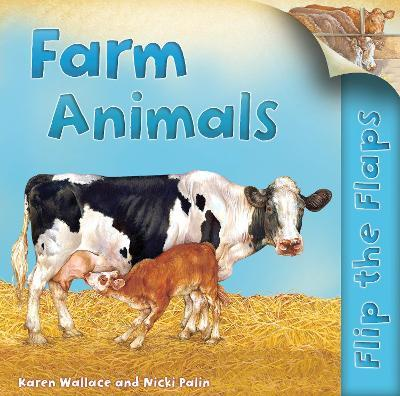 Flip the Flaps: Farm Animals