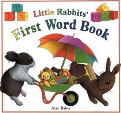 Little Rabbits' First Word Book