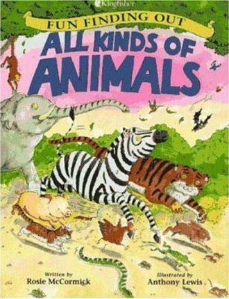 Fun Find Out All Kinds Animals Pa