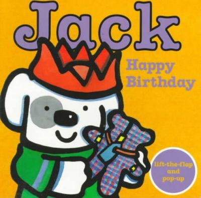 Jack -- Happy Birthday!