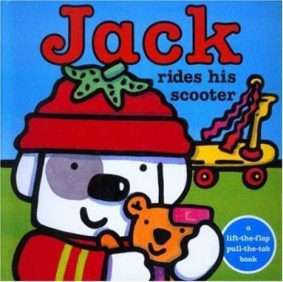 Jack Rides His Scooter