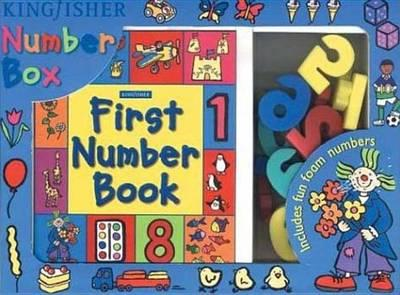 The Kingfisher Number Box