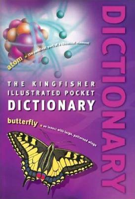 US Kingfisher Illustrated Pocket Dictionary