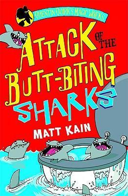 Attack of the Butt-Biting Sharks