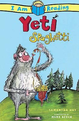 I Am Reading Yeti Spaghetti