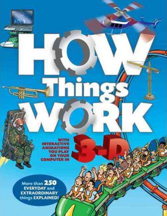 How Things Work with 3-D Animations